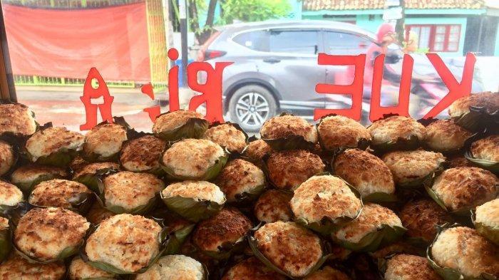 NIKMATNYA Kue Bika Bakar Khas Sumatera Barat, Ada Dijual di Kota Medan