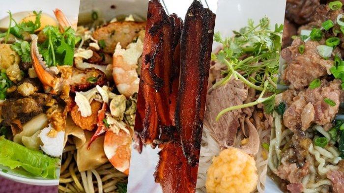 Daftar Kuliner Non Halal di Kota Medan yang Melegenda, Sedia Pangsit, Bakmi hingga Soto Babi
