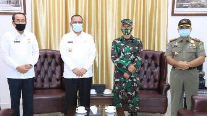 Sering Banjir, Akhyar Sarankan Dandim Laksanakan TMMD di Medan Utara