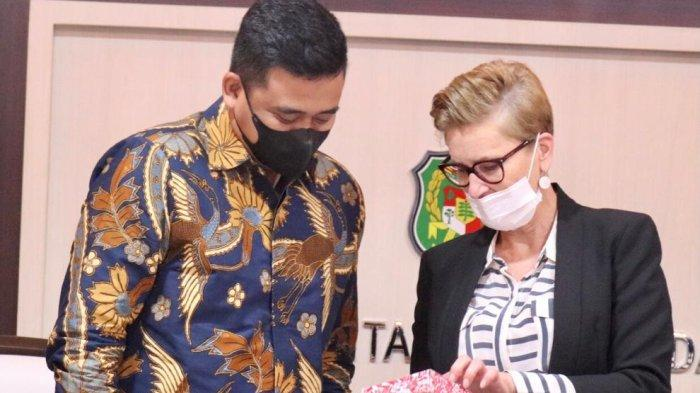 Dubes Polandia Jajaki Kerja Sama dengan Pemko Medan, Bobby Nasution Beberkan Program Prioritas
