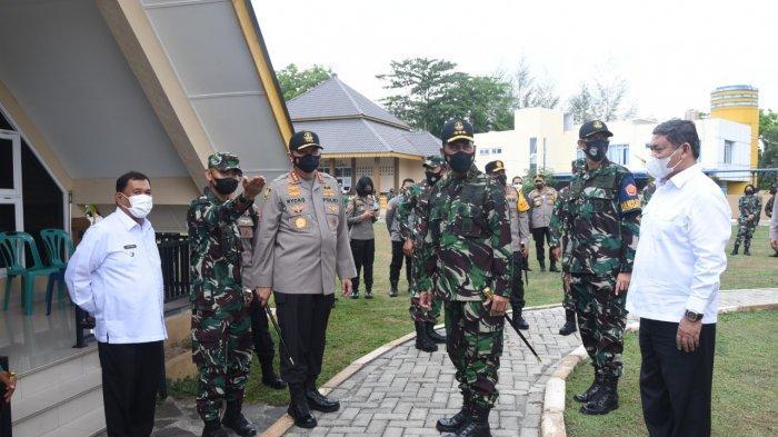 Pemkab Deli Serdang Sambut Kunjungan Danjen Akademi TNI dan Kalemdikpol