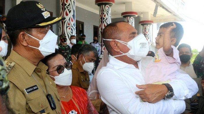 Edy Minta Segera Perbaiki Jalan Provinsi di Simalungun: Pengaspalan Tahun 2022!
