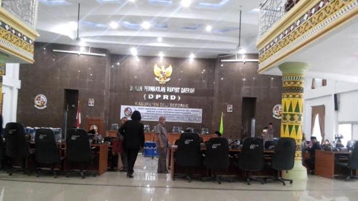 Gubernur Edy Rahmayadi Belum Juga Teken SK Pengangkatan Anggota DPRD Deliserdang Terpilih