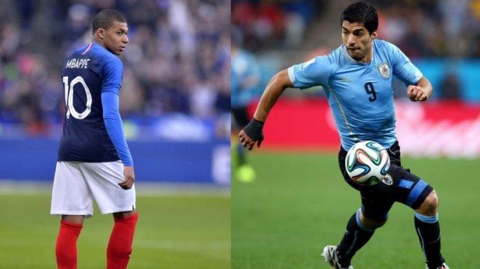Sambut Duel Uruguay vs Perancis, Menilik Fakta Pertemuan Kedua Tim