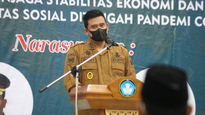 Pernah Dinobatkan Kota Terkotor, Bobby Nasution Beri Perhatian Terhadap Penanganan Sampah