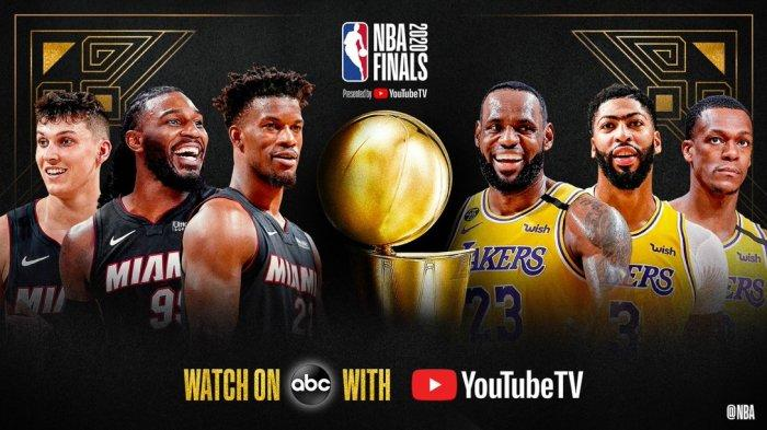 Sedang Berlangsung Lakers Vs Miami Heat Final Nba 2020 Akses Di Sini Link Streaming Nonton Gratis Tribun Medan