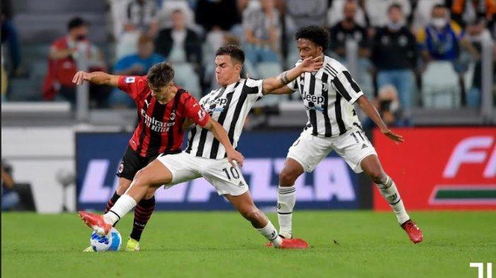 JADWAL Tayang Akhir Liga Italia Pekan Ini, Big Match Lazio Vs Inter Milan, Juventus Vs AS Roma