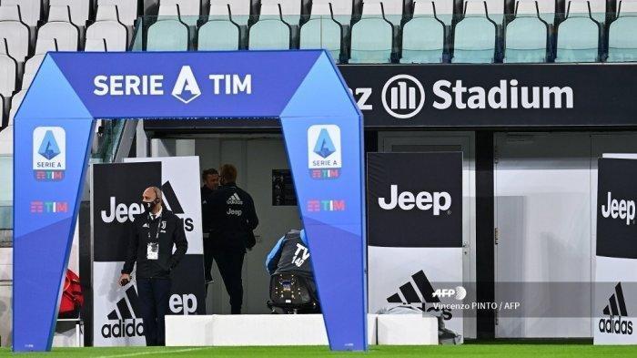 JADWAL Tayang Liga Italia Pekan Ke-3 Malam Ini, Napoli Vs Juventus, AC Milan Vs Lazio Besok