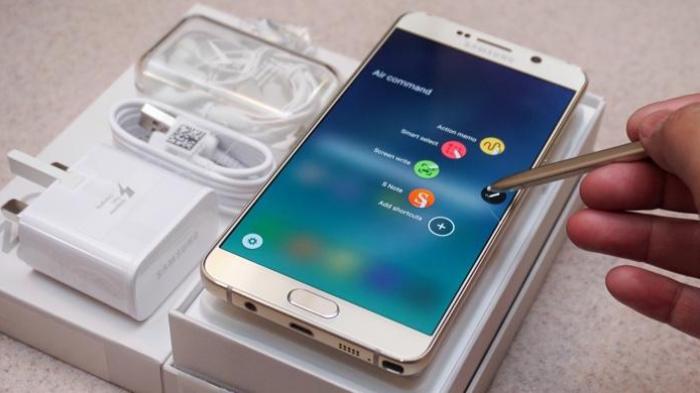 Menilik Kinerja Samsung Galaxy Note 5