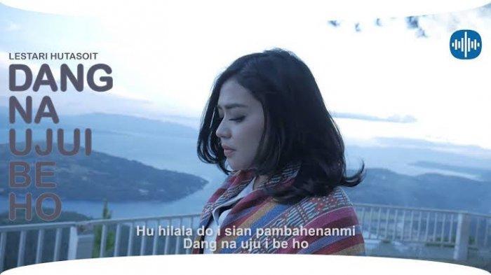 Lirik dan Chord Gitar Lagu Batak Dang Na Ujui Be Ho yang Dipopulerkan Penyanyi Lestari Br Hutasoit