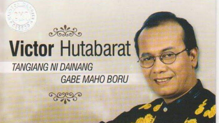Lirik dan Chord Gitar Lagu Batak Nuansa Sendu Borhat Ma Dainang Dipopulerkan Victor Hutabarat