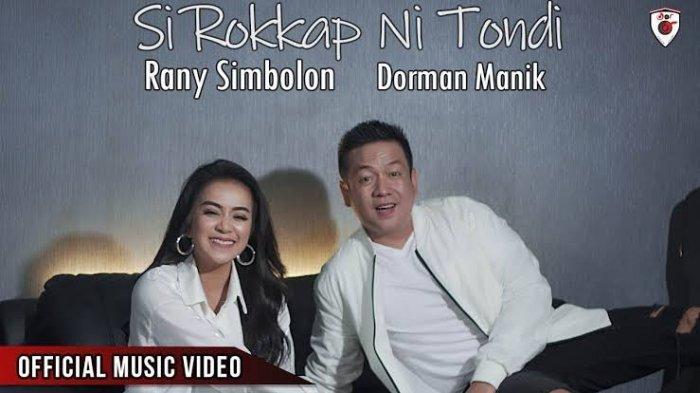 Lirik dan Chord Gitar Lagu Batak Sirokkap Ni Tondi dipopulerkan Dorman Manik feat Rani Simbolon