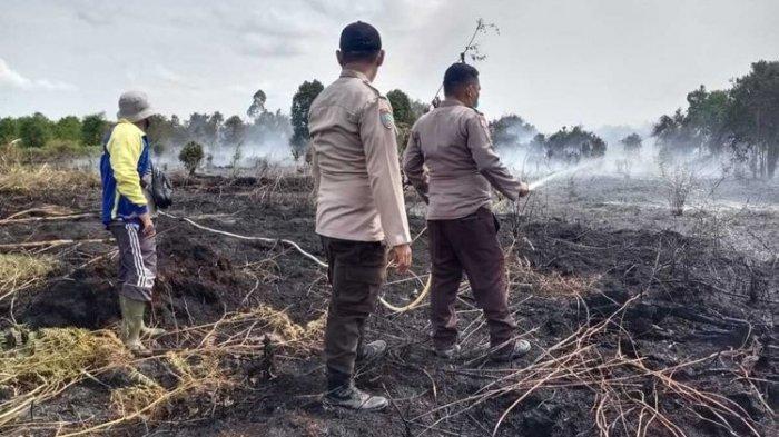 Musim Kemarau Tiba, Masyarakat Jangan Buka Lahan Dengan Cara Dibakar
