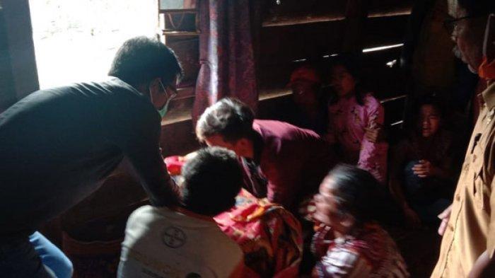 LAKA MAUT, Mobil Pikap Berpenumpang 27 Orang Terjun ke Jurang, 3 Anak Tewas
