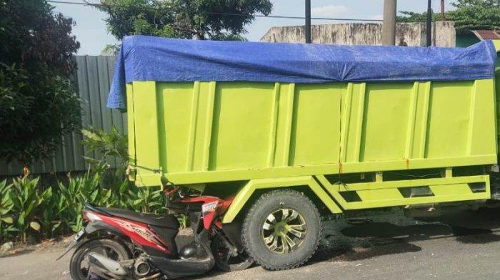 Tika Batubara Tewas Tabrak Truk Mogok di Jalan Binjai