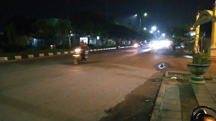 Gerbang Tol Bandar Selamat Medan Sepi, Hanya Beberapa Kendaraan Keluar Masuk