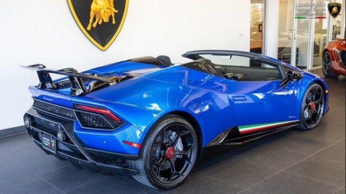 Pemuda Pengangguran Nekad Puasa 40 Hari Berturut Demi Lamborghini, Kabarnya jadi Sorotan Publik
