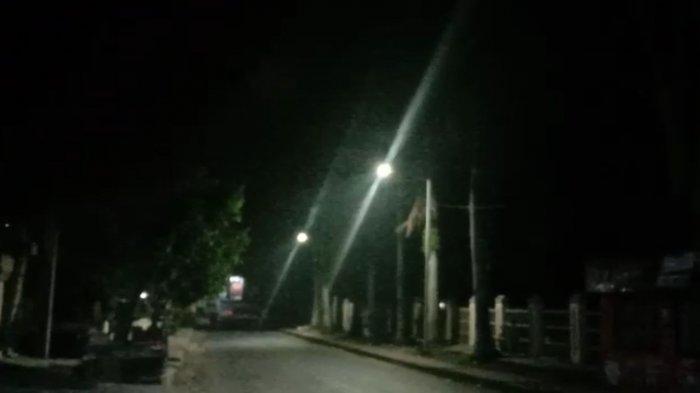 Lampu Jalan Pemakaman Biarpet Bikin Horor, Dinas Tarukim Klaim Sudah Perbaikan