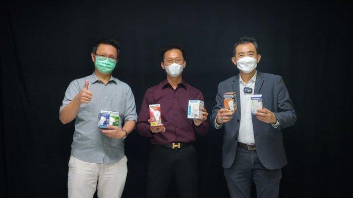 Hannochs Hadirkan Lampu Disinfektan dengan Sinar UV dan Ozon