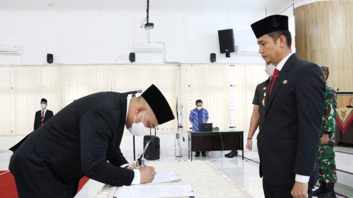 Kepala Biro Humas Pemprov Sumut Jabat Pj Sekda Kota Pematangsiantar