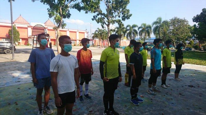Persiapan PON 2024, 15 Atlet Hoki Asahan-Tanjungbalai Ikut Selekda Tahap I