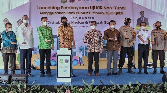 Tingkatkan PAD Kota Medan, Walkot Bobby: Target ke Depan Pembayaran Parkir Akan Non Tunai