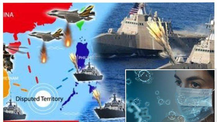 Saat AS dan Sekutunya Kepung Laut China Selatan, China Kontak Vietnam, Rusia dan Afrika Selatan