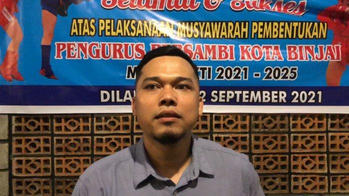 Persatuan Sambo Kota Binjai Tunjuk Leo Sebagai Ketua, Bertekat Jaring Atlet Berprestasi