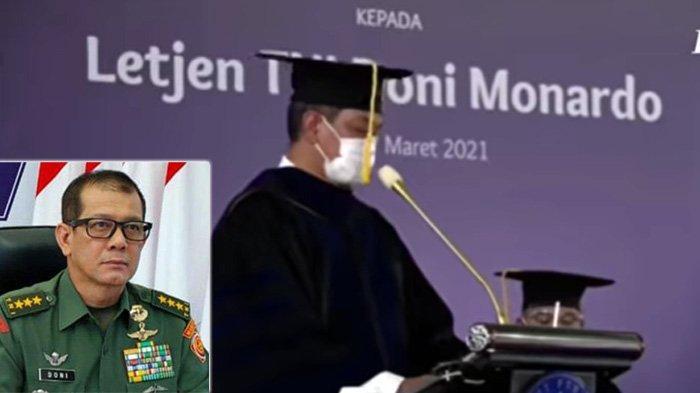Letjen TNI (Purn) Doni Monardo Resmi Menjadi Komisaris Utama (Komut) PT Inalum