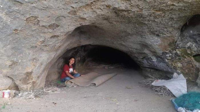 Liang Sipogu, Terowongan di Tepi Danau Toba, Dulu Jadi Tempat Bersembunyi Saat Melawan Belanda