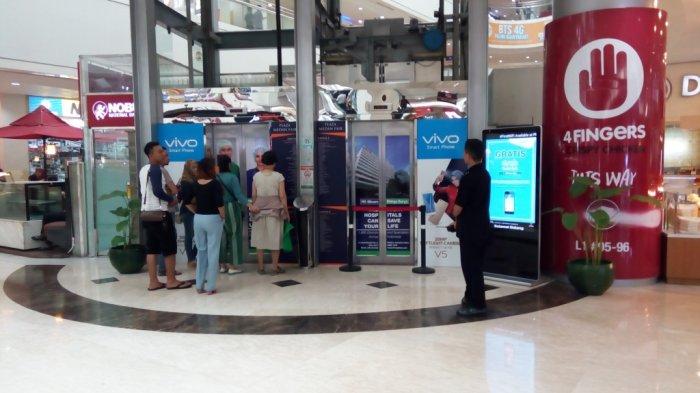Lift Plaza Medan Fair Dikabarkan Anjlok