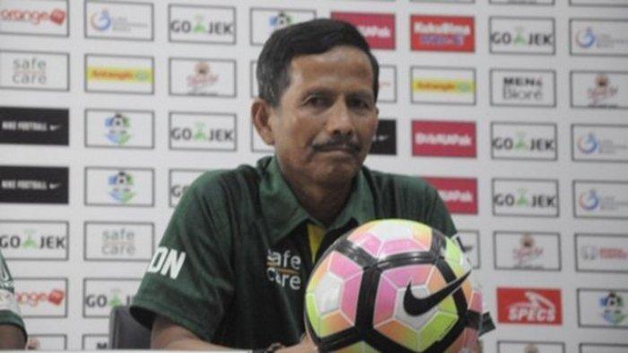 PERSIB - Djadjang Nurdjaman Berpotensi Besar Jadi Mimpi Buruk Persib Bandung saat Duel Kontra Barito