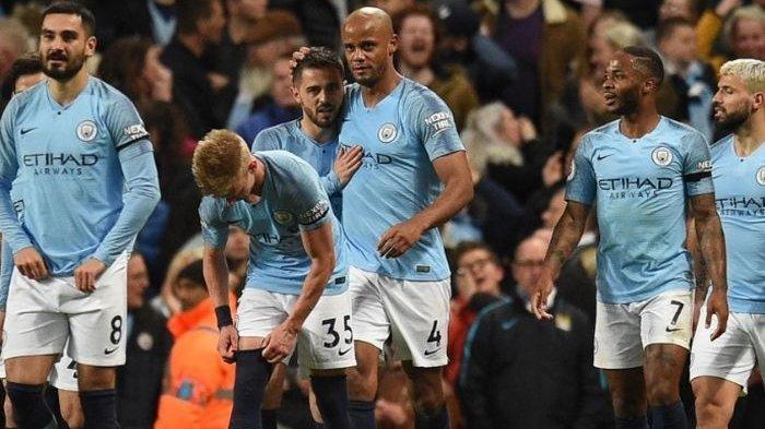 LIGA INGGRIS - LIVE Streaming AFC Bournemouth vs Manchester City Malam Ini, Tonton Serunya Laga