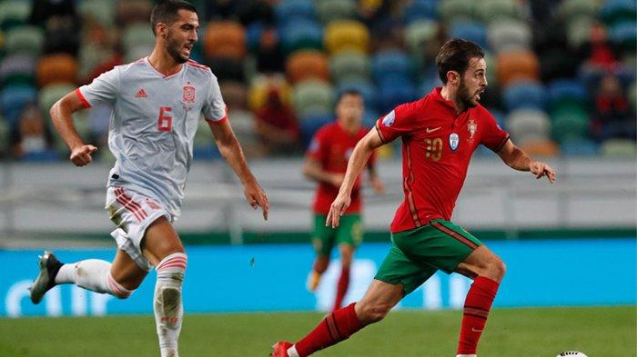 Link Live Streaming Portugal vs Israel, Kick Off Kamis Pukul 01.45 WIB