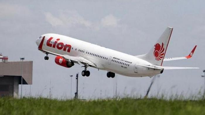 Inilah Penjelasan Lion Air Terkait Ledakan Mesin Pesawat