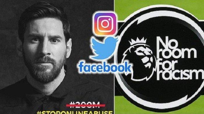 Lionel Messi Serukan Boikot Media Sosial dan Ajak 200 Orang Bergabung Karena Masalah Ini