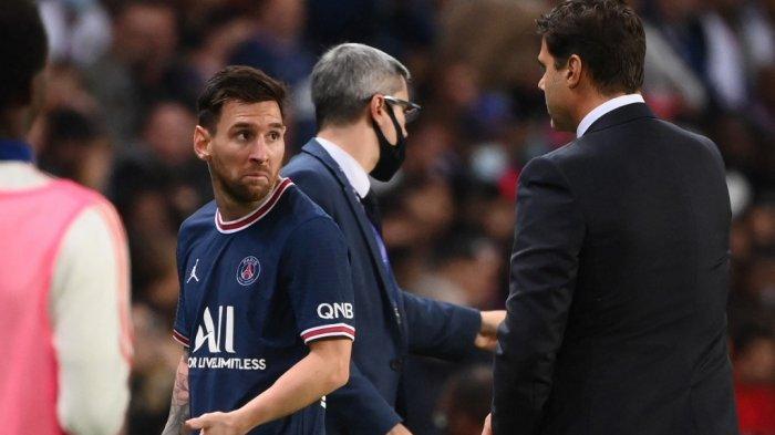 PSG Terancam Usai Lionel Messi Terungkap Alami Hal Ini, Faktor Pochettino Ganti La Pulga