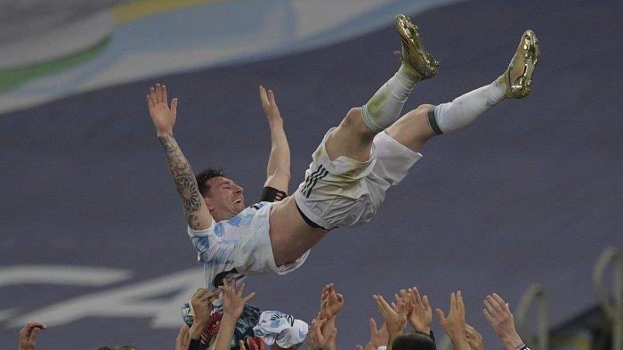 Messi Dikabarkan Sepakat Kontrak Baru dengan Barcelona, Beredar Rumor Gaji Dipotong Setengah