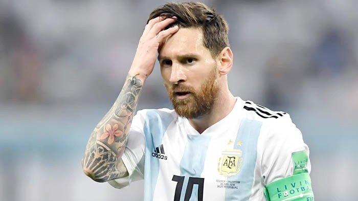 Agak Diringankan Sikit Beban Messi Itu