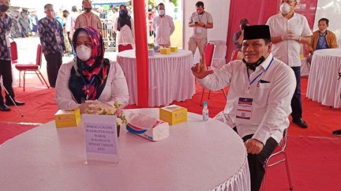 Tim Lisa-Sapta Merasa Diuntungkan DPS Pilkada Binjai Mayoritas Pemilih Perempuan