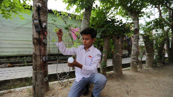 Keadilan Energi dari Listrik Pohon Kedondong