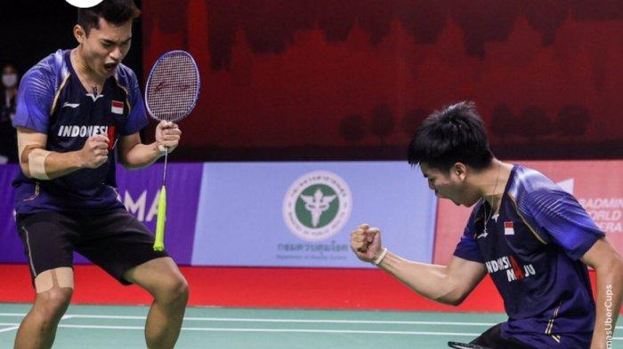 SIARAN LANGSUNG Indonesia Vs Taiwan, Link Streaming Piala Thomas 2021, Sedang Tayang Live TVRI
