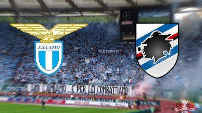 LIVE BOLA Link Live Streaming Lazio vs Sampdoria, Siaran Langsung Live Liga Italia Sesaat Lagi