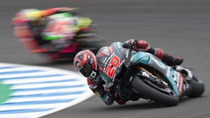 Klasemen MotoGP 2021 Usai Quartararo Menang di MotoGP Doha 2021, Johann Zarco Finish di Urutan 2