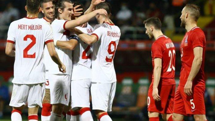 LINK Streaming Turki Vs Italia EURO 2020, Prediksi Line Up, Calhanoglu Main, Live RCTI