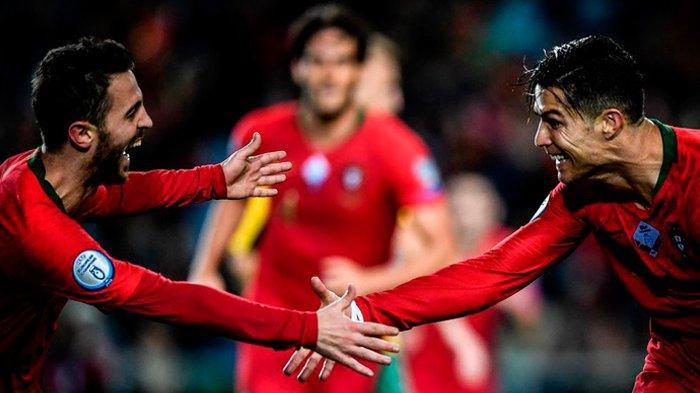 Live Streaming Hungaria Vs Portugal, Laga Perdana Grup F EURO 2020
