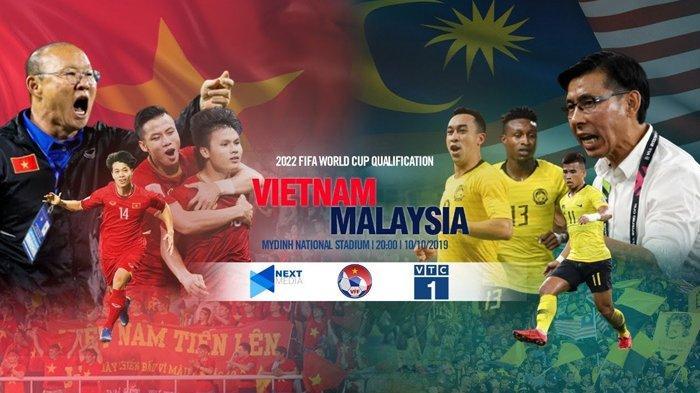 Live Streaming Malaysia vs Vietnam, Pertaruhan Hidup Mati Vietnam Menuju Piala Dunia Perdana