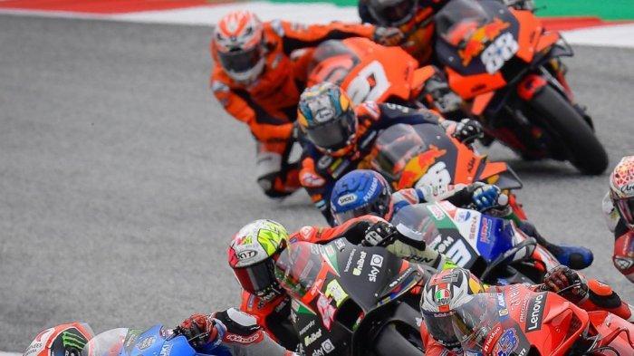 LIVE Streaming MotoGP Aragon 2021 Pekan Ini, Maverick Vinales Tak Sabar Debut Bersama Aprilia