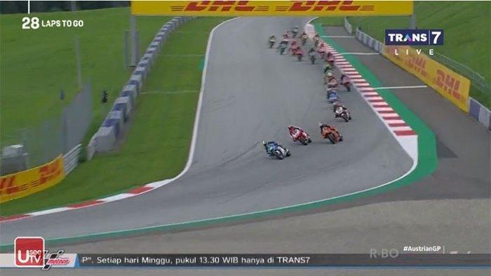 LIVE TRANS7: Link Live Streaming MotoGP Sedang Berlangsung Espargaro Start di Depan,Link Live MotoGP