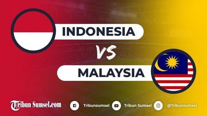 LIVE BOLA: Link Live Streaming Indonesia vs Malaysia, Siaran Langsung Timnas U-18 vs Malaysia LIVE